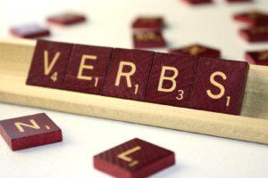 английские глаголы