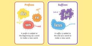 прилагательные в английском