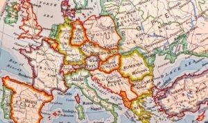 географические артикли