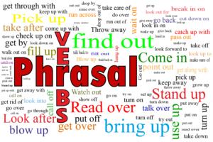 фразовые глаголы в английском